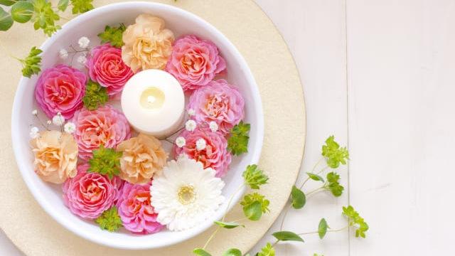 花のアロマ