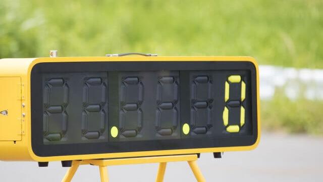 タイム測定器